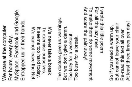 poesie utile