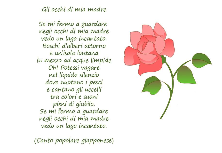 poesie x la mamma