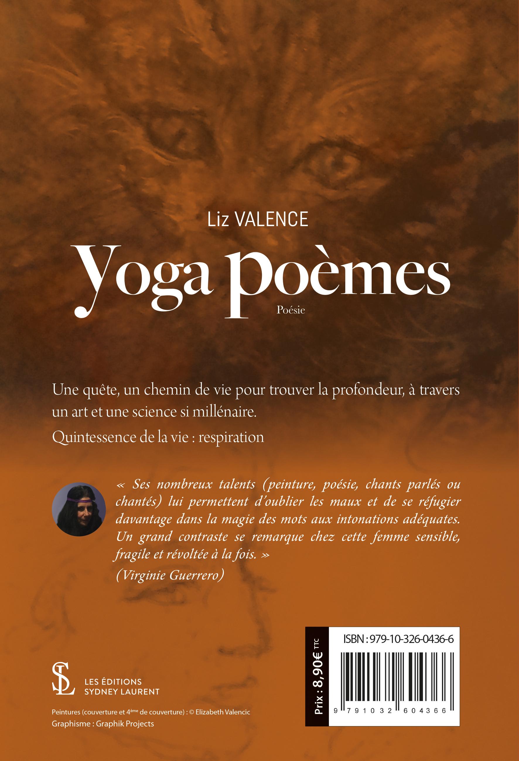 poesie yoga