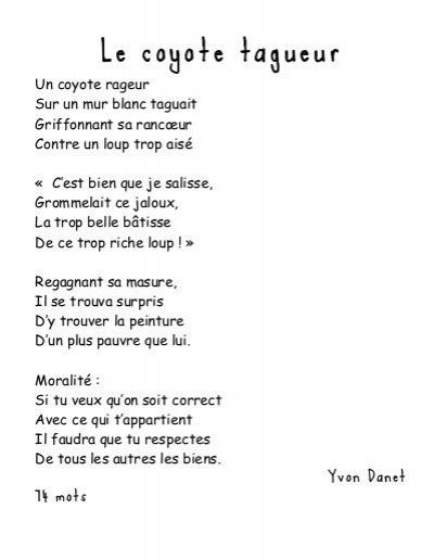 poesie yvon danet