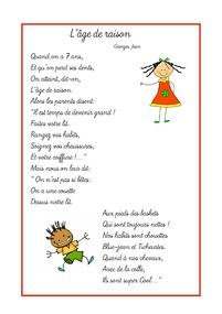 Texte Anniversaire 7 Ans Age De Raison