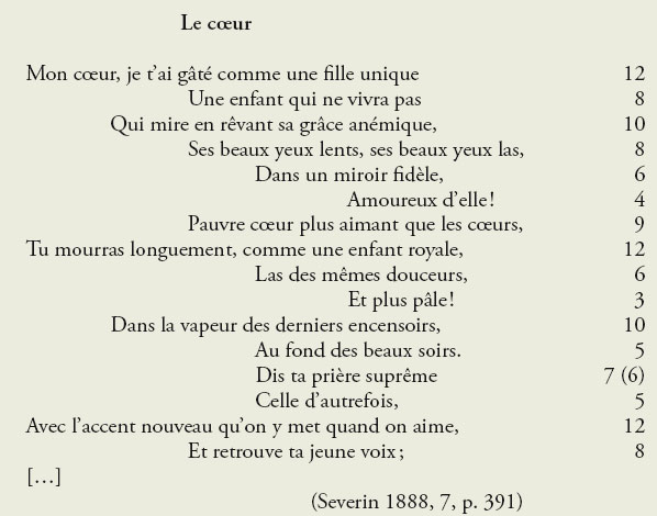 poeme 7 vers
