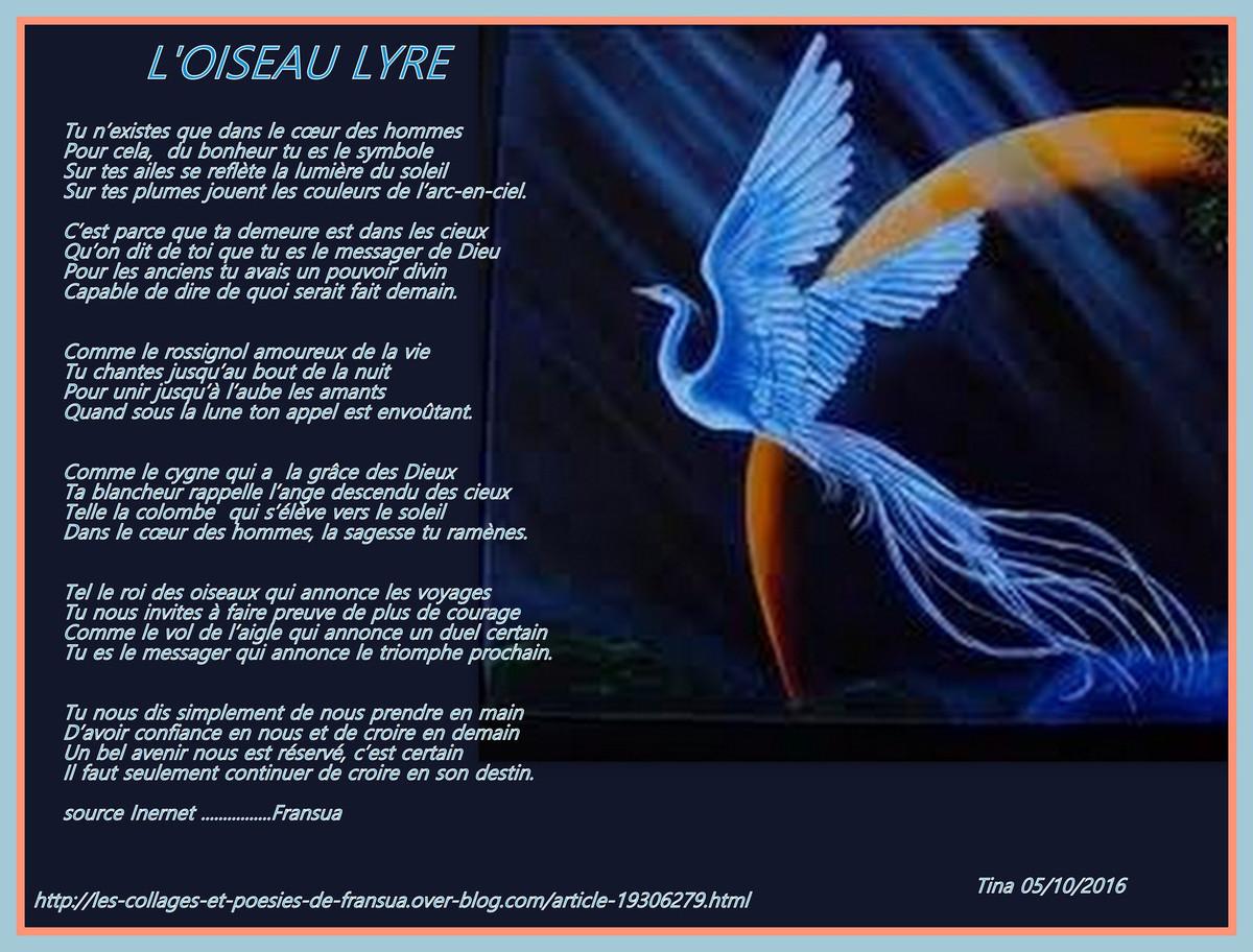 poeme a lyre