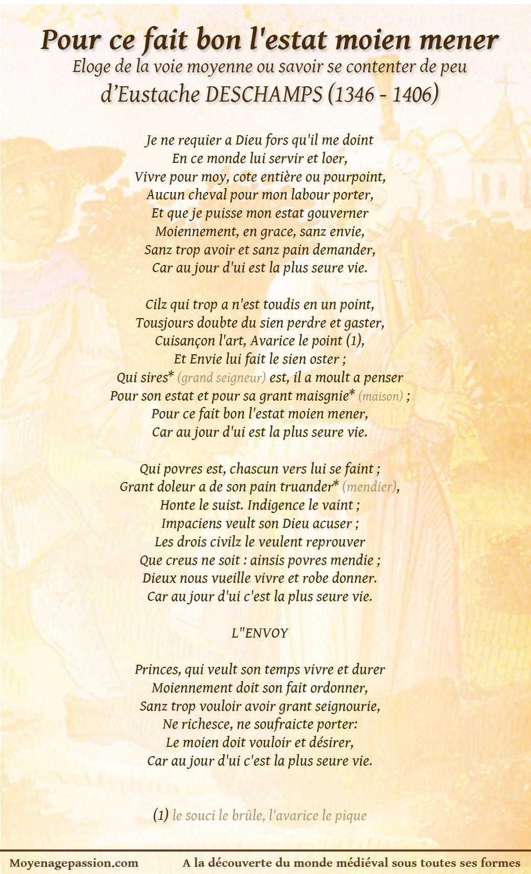 poeme age vie