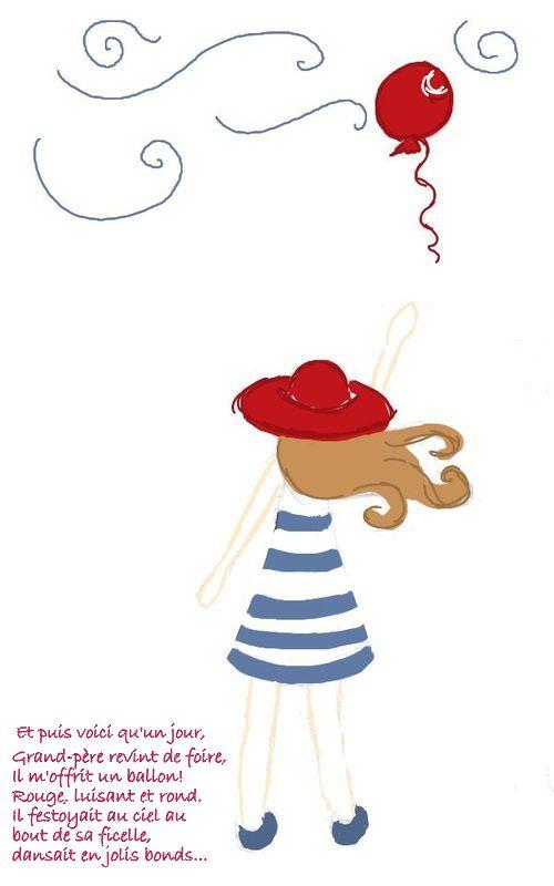 poeme ballon