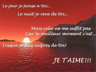 poeme d'amour pour elle