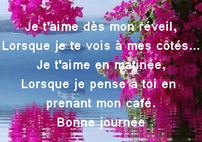 poeme d'amour pour sa copine