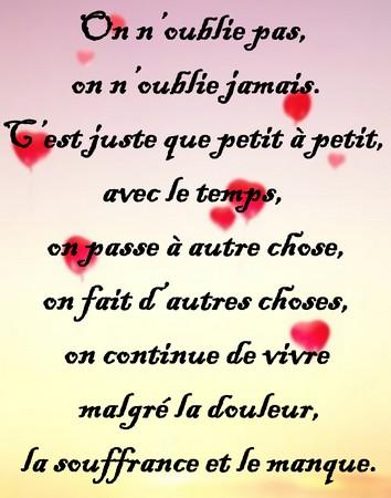 poeme d amour tres touchant