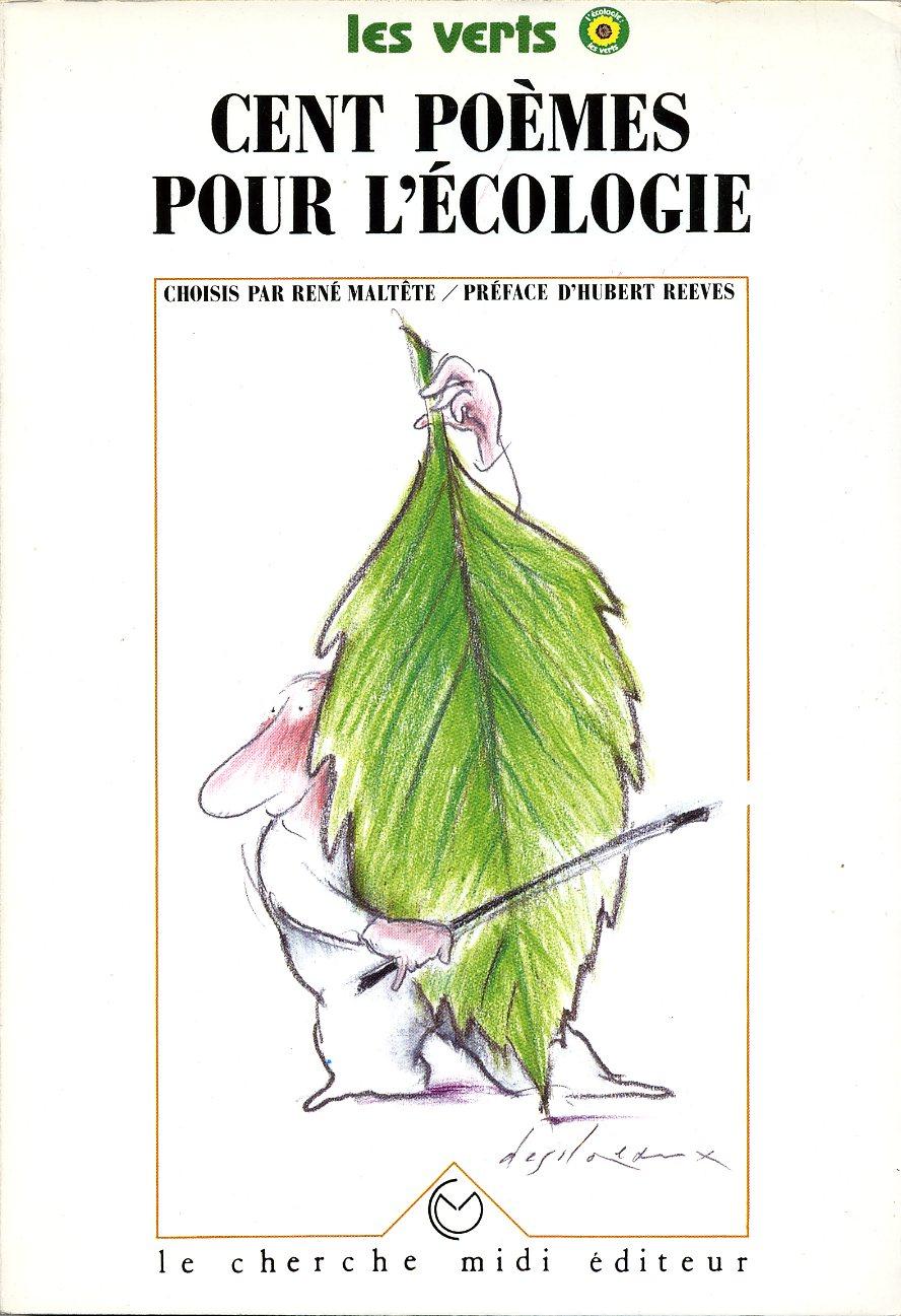 poeme ecologie