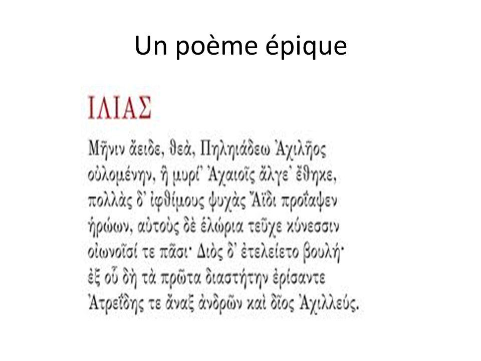 poeme epique