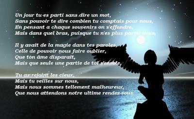 poeme hommage