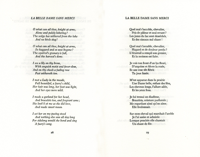 poeme ode