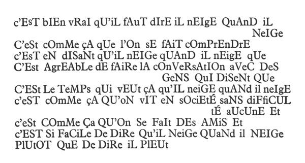 poeme queneau