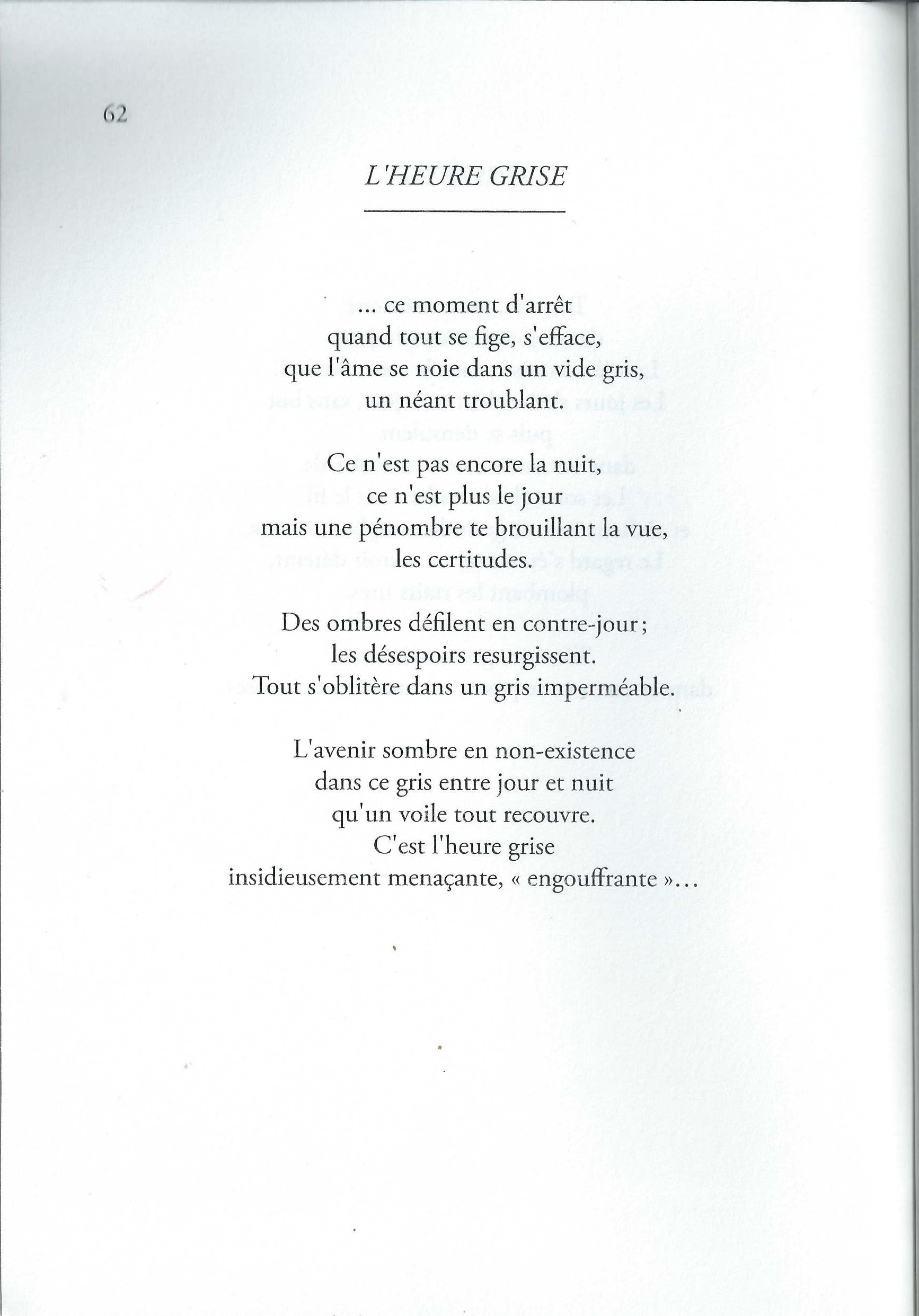 poeme qui exprime la joie