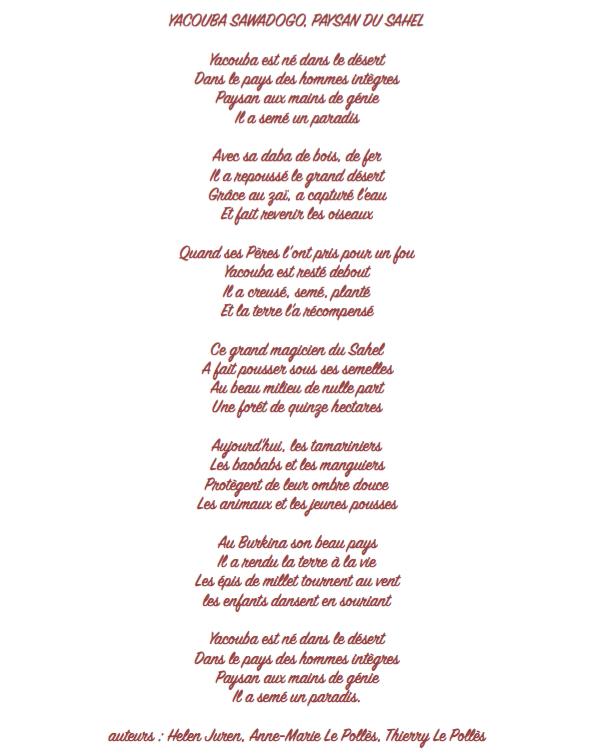 poeme qui rime avec bonheur