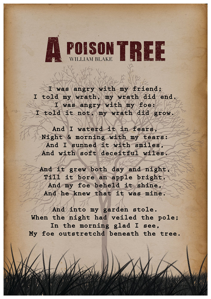 poeme william blake