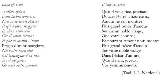 poeme xvi
