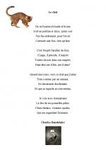 poeme xxv baudelaire analyse