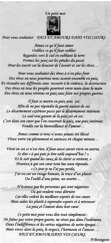 poeme zenitude
