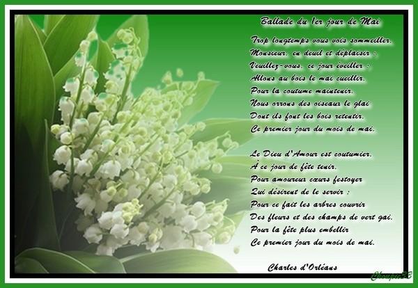 poesie 1er mai