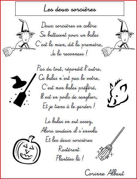 poesie 2 sorcieres