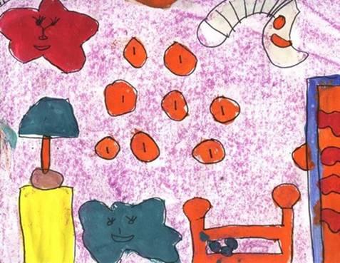 poesie 3 microbes sur mon lit