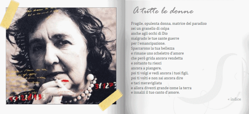 poesie 8 marzo alda merini