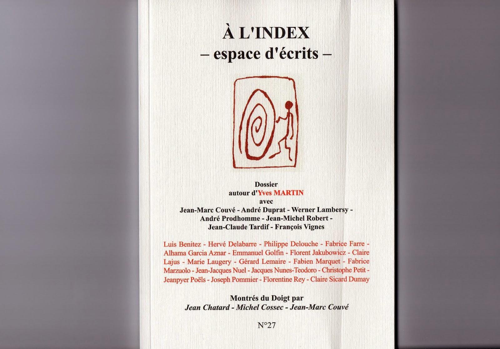 poesie a l'index