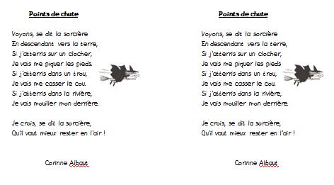 poesie a points