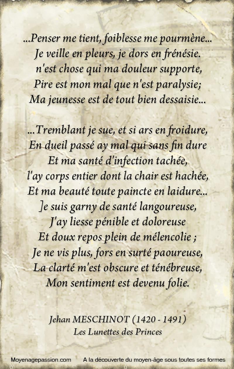 poesie age