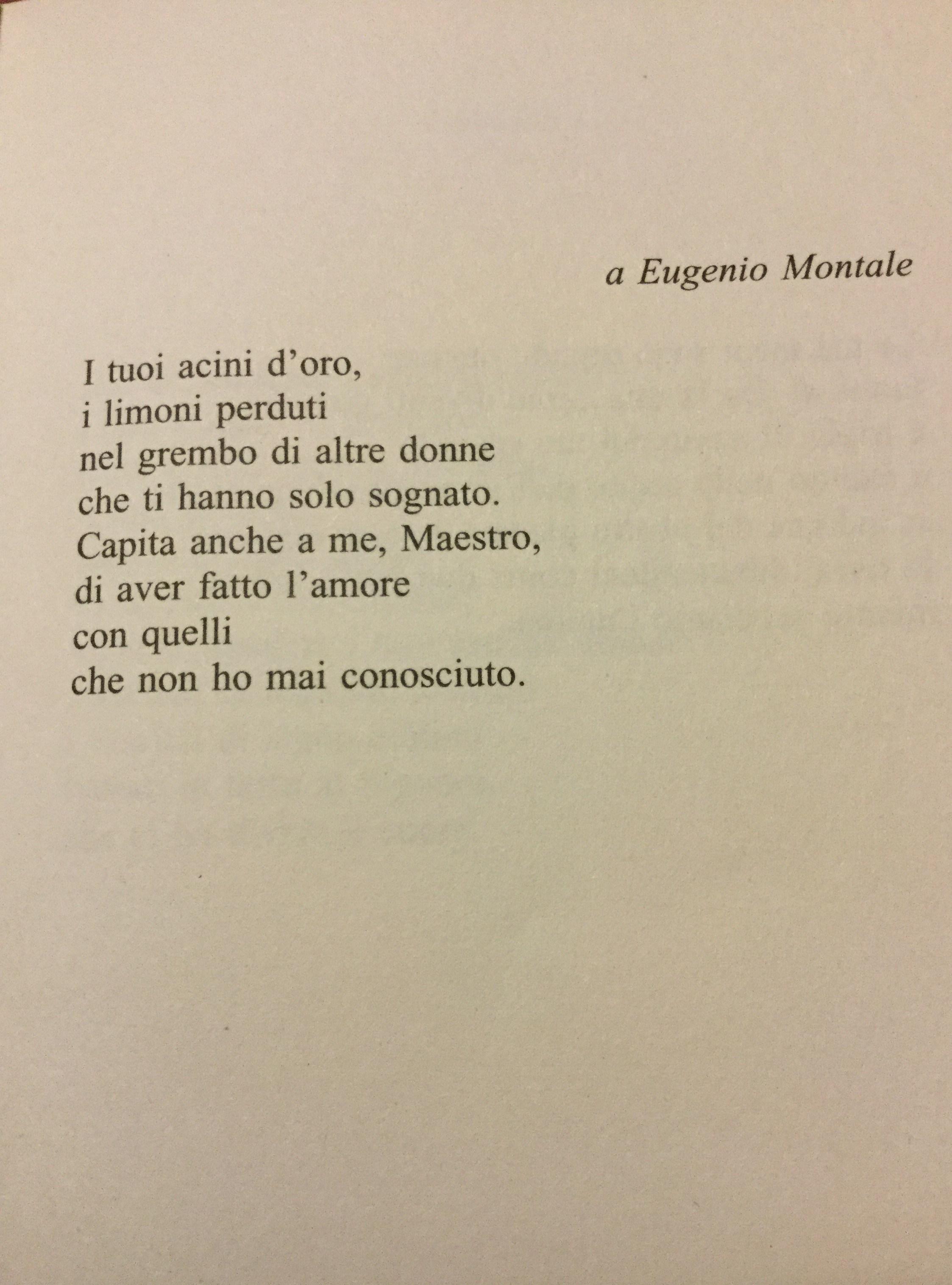 poesie d'amore alda merini