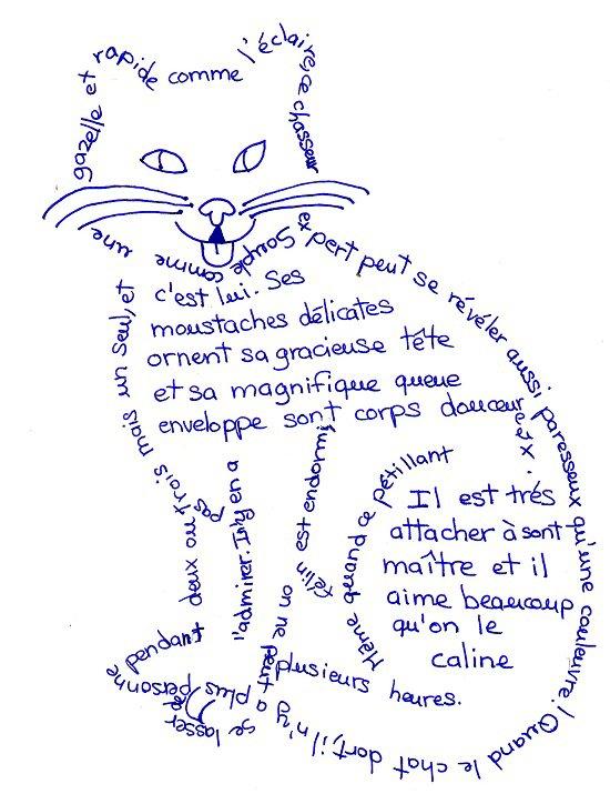poesie dessin
