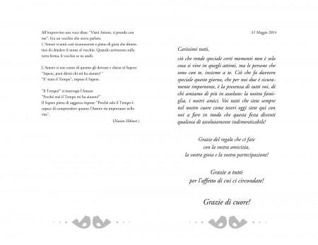 Frasi Matrimonio Libretto Messa.Libretto Cerimonia Civile Da Scaricare