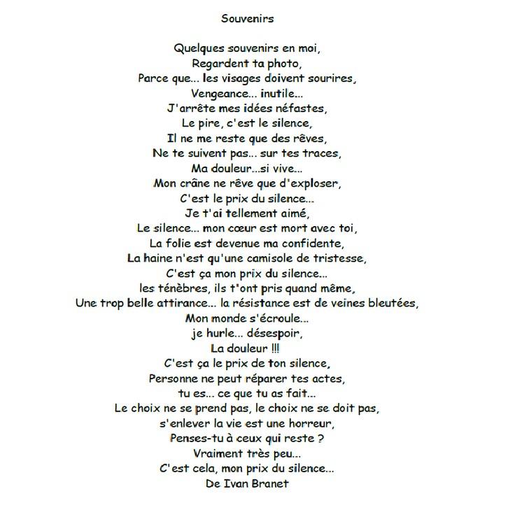 poesie en prose