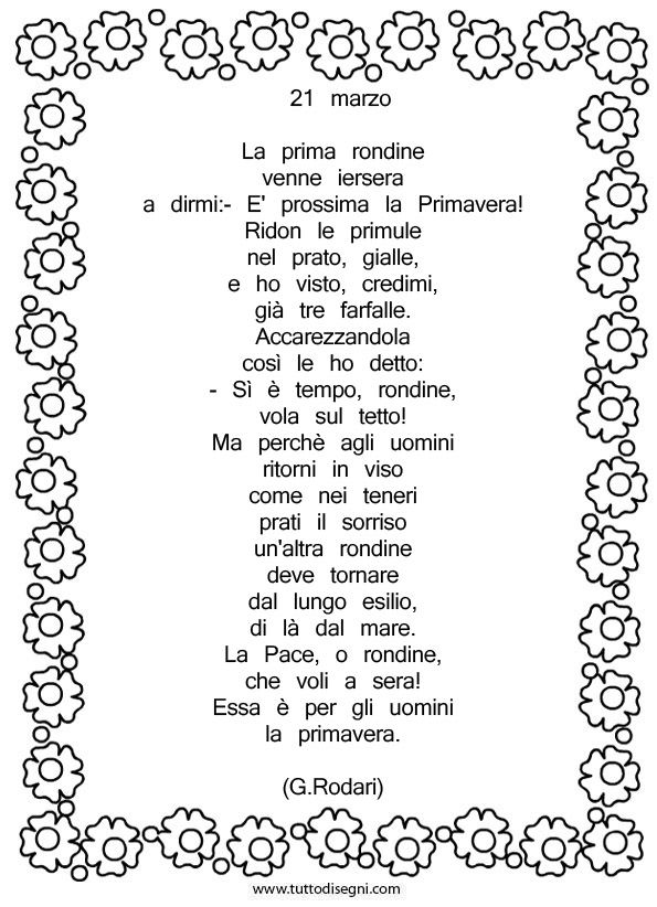 poesie g rodari