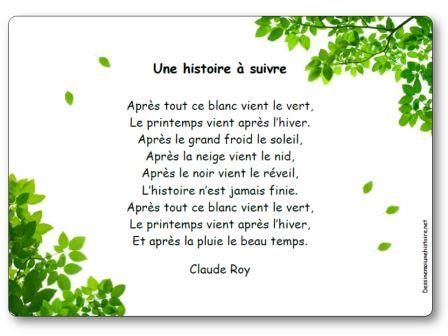 poesie histoire