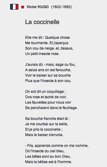 poesie hugo
