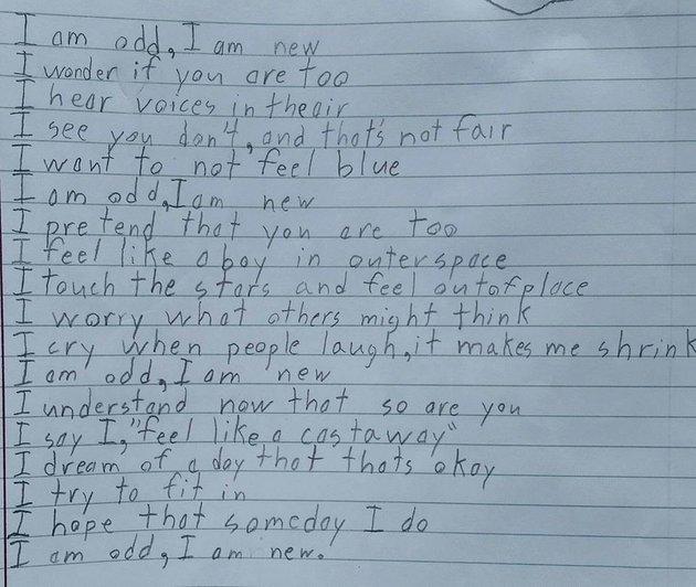 poesie i am