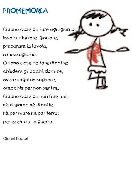 poesie i bambini