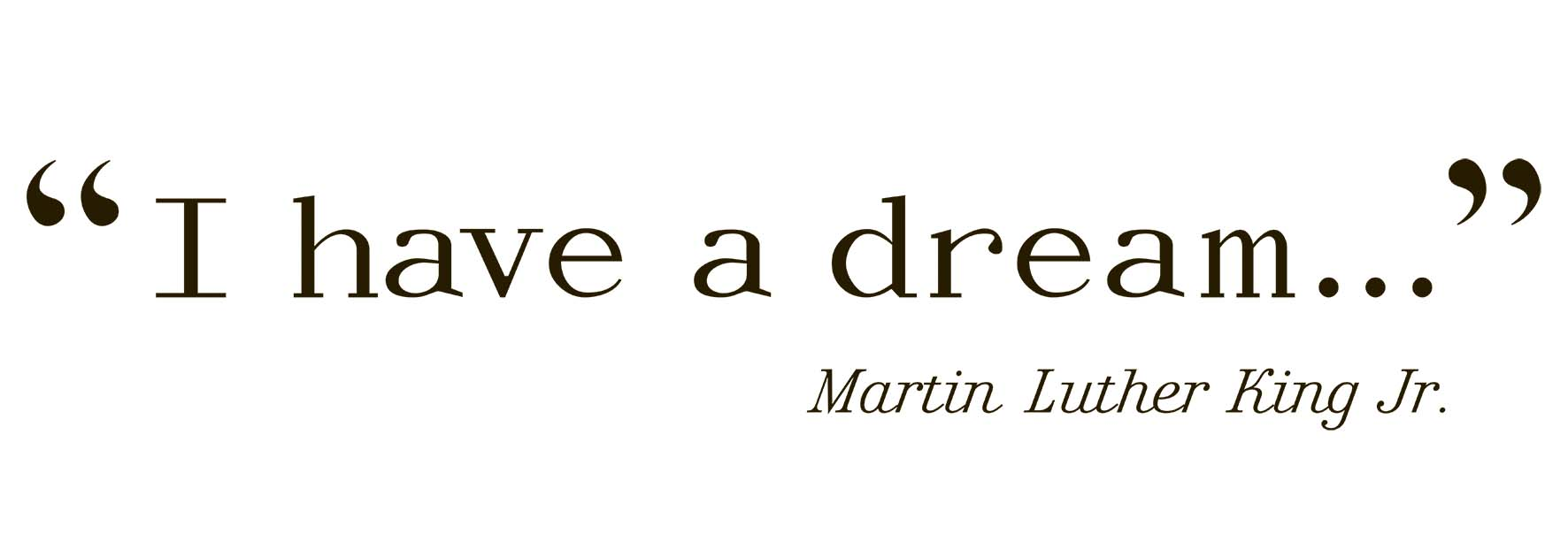 poesie i have a dream