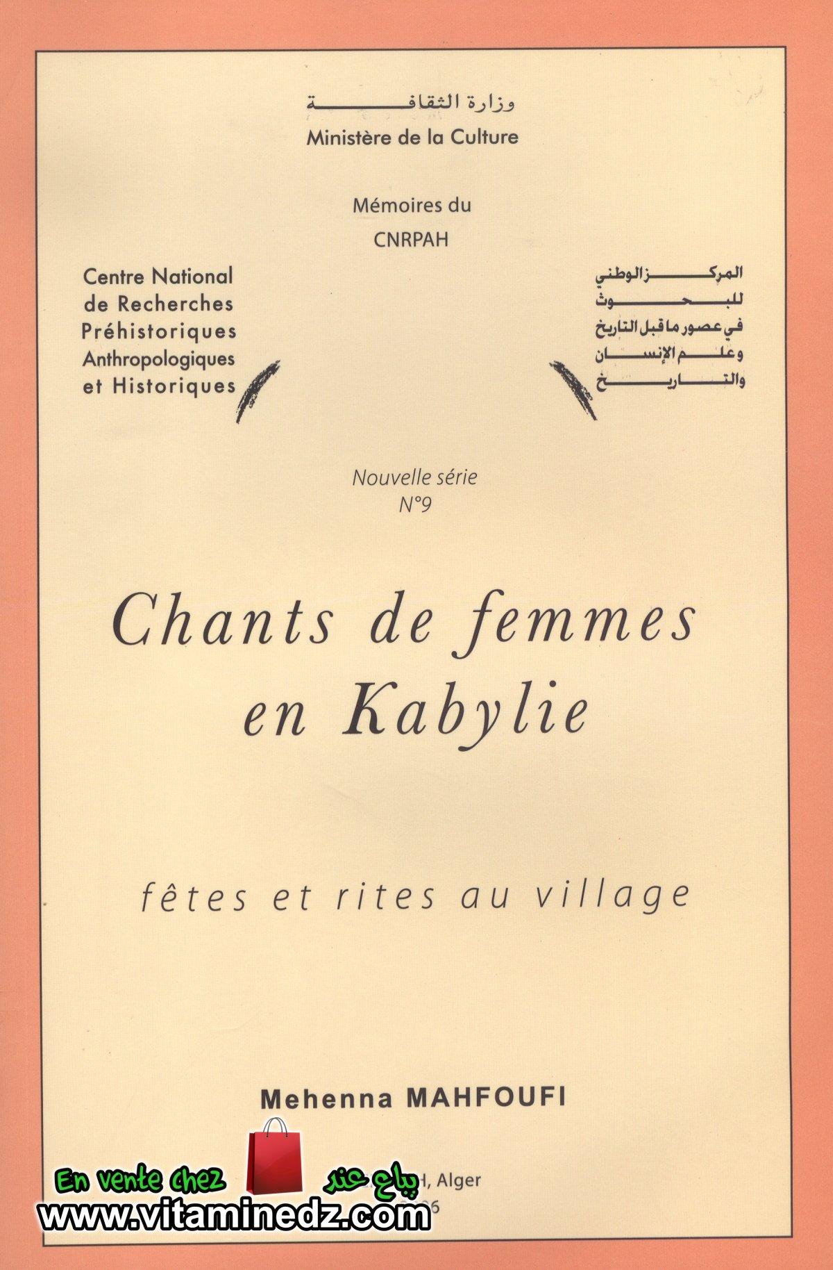poesie kabyle pdf