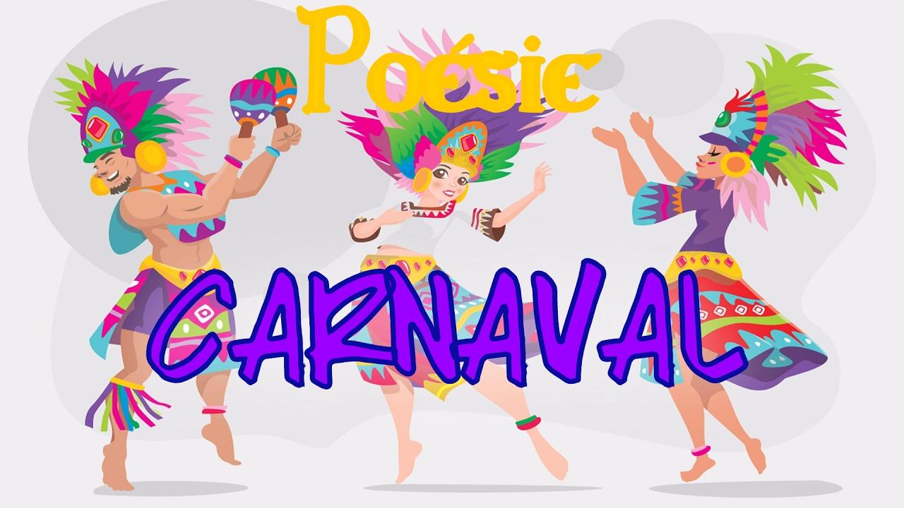 poesie karine persillet carnaval