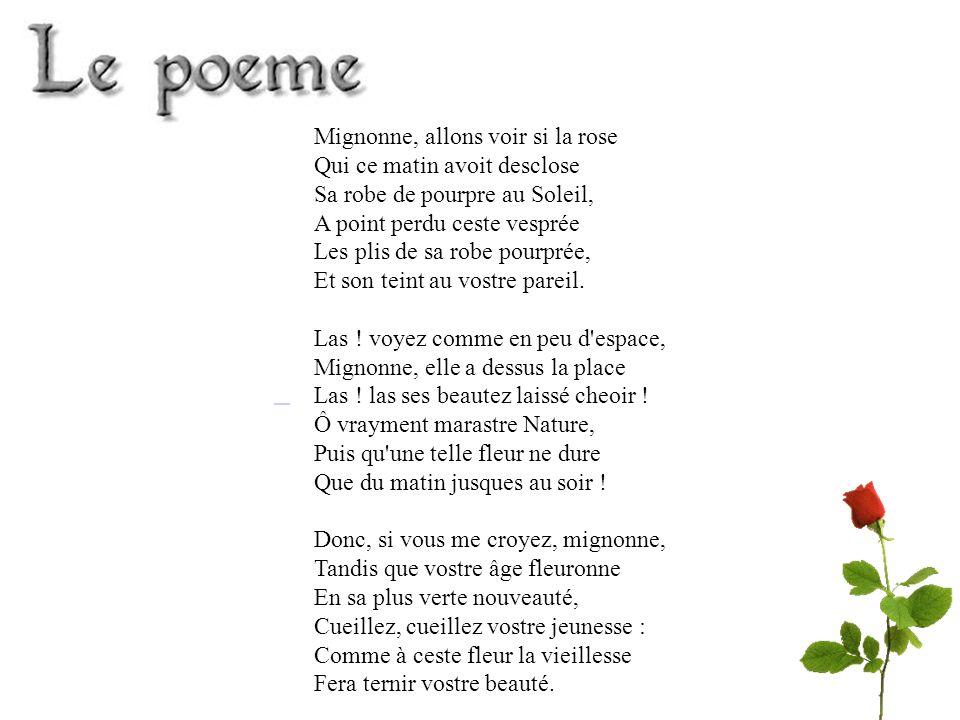 poesie qui rime