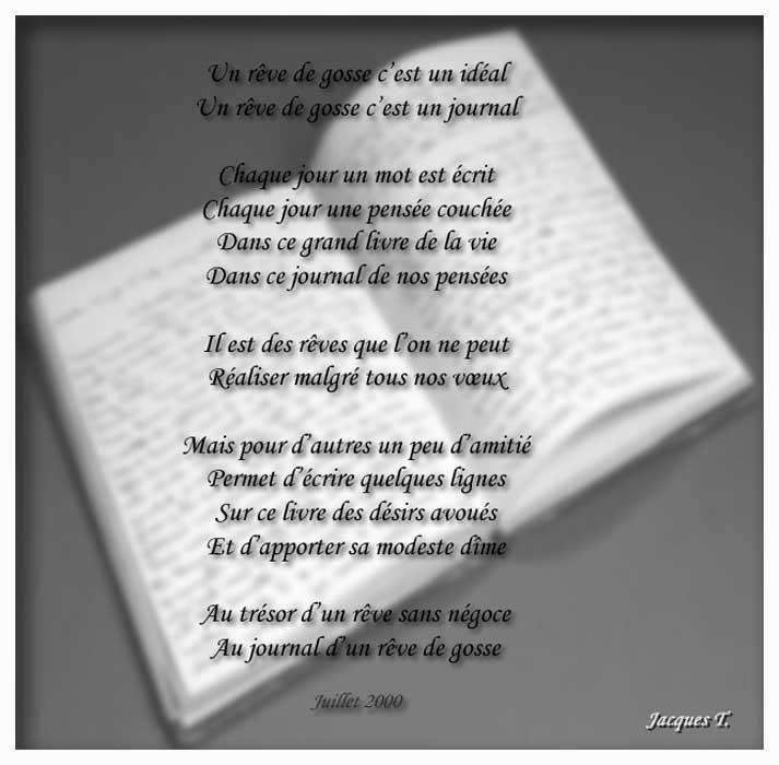poesie reve