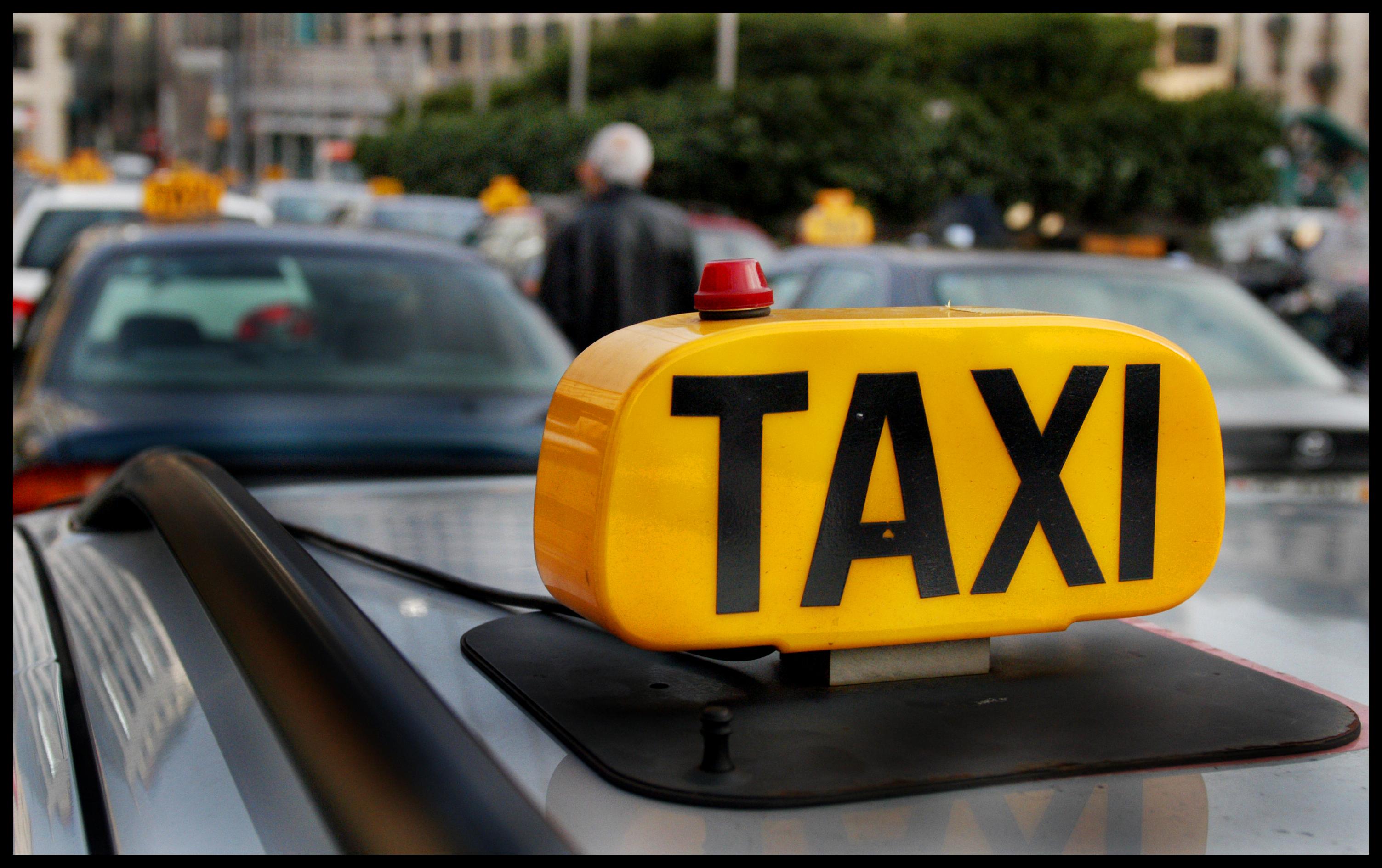poesie y avait une fois un taxi